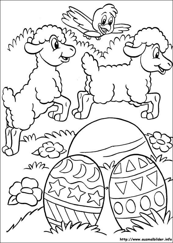 Ostern Malvorlagen Easter Coloring Pages Easter Coloring Pictures Easter Coloring Book