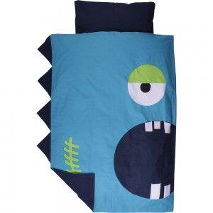 Freds World Børne sengetøj med monster
