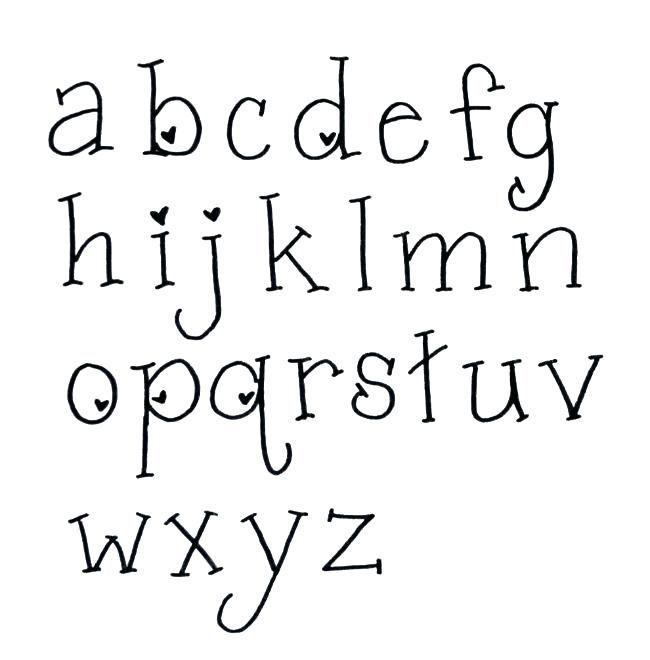lettering fonts best hand lettering fonts ideas only on for hand lettering fonts tattoo lettering fonts a z