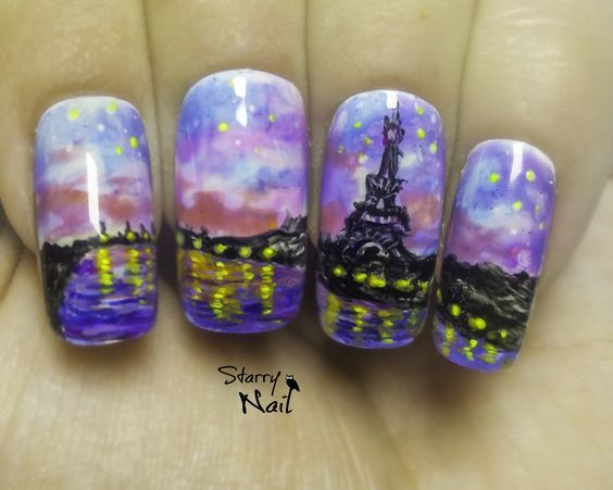 1741 best amazing nail art images on pinterest gel nails nail amazing nail art prinsesfo Image collections
