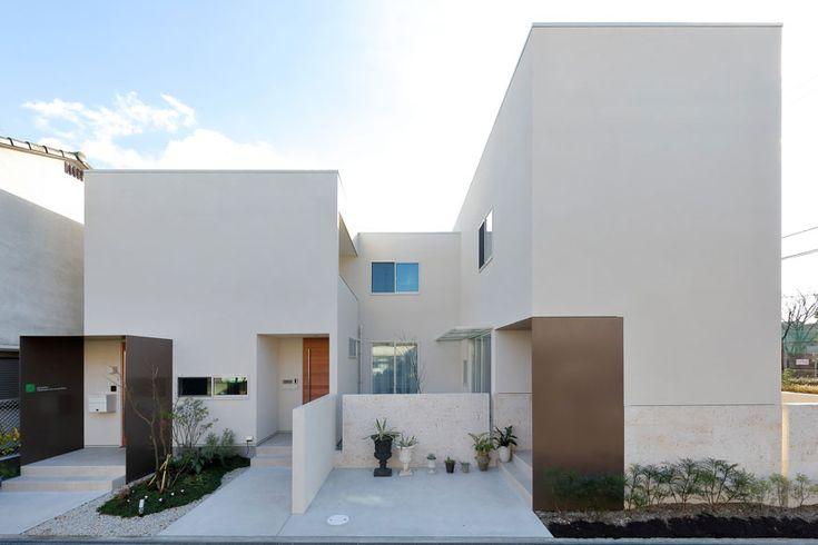 平屋・二世帯住宅 重なる住まいと広がる暮らし アーキッシュギャラリー