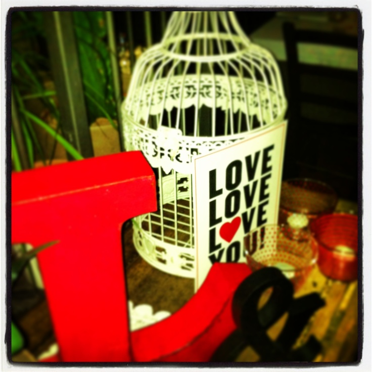 Love is not a cage...