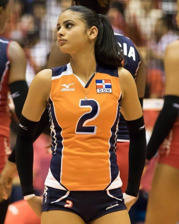 Sexy Women Volleyball Players