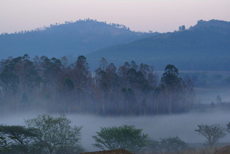 Αυγή στη  Σουαζιλάνδη