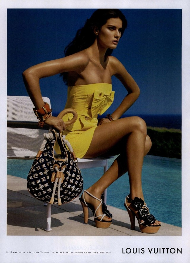 Louis Vuitton Ad Campaign Resort 2010