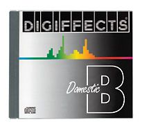 Domestic Sound Effects by Digiffects - Series B   Sound Ideas