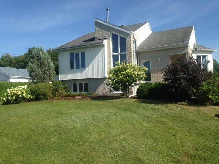 Maison à paliers multiples à vendre 527 Rue Ludger-Gamelin Drummondville (Saint-Joachim-de-Courval), Centre-du-Québec