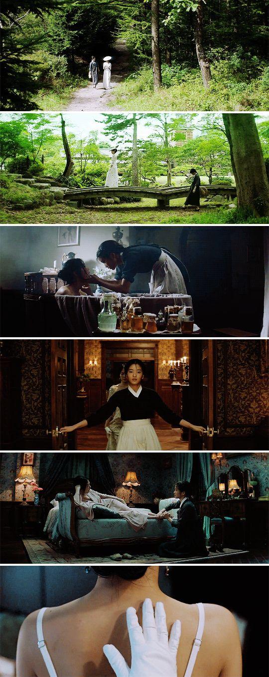 the handmaiden (아가씨) / dir. park chan-wook, 2016