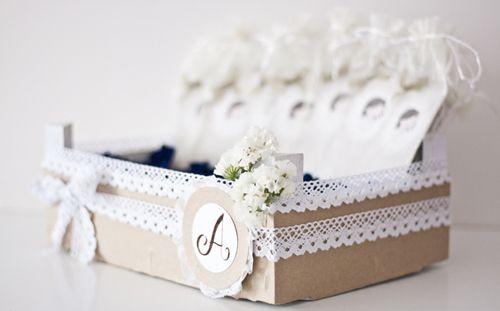 decoracion cajas fruta boda - Buscar con Google