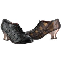 Anything by Cherie Priest Lady Jade Steampunk Shoes - FW3010 by Medieval Collectibles