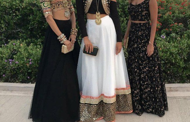 7 Ways You Can Wear Lehenga Skirt To Rock Your Ethnic Look! :https://www.katzzo.com/2016/09/21/ways-you-can-wear-lehenga-skirt-to-rock-your-ethnic-look/