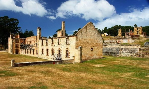 Port Arthur Convict Settlement - Tasman Peninsula. Photo by Dan Fellow, article for think-tasmania.com #Tasmania