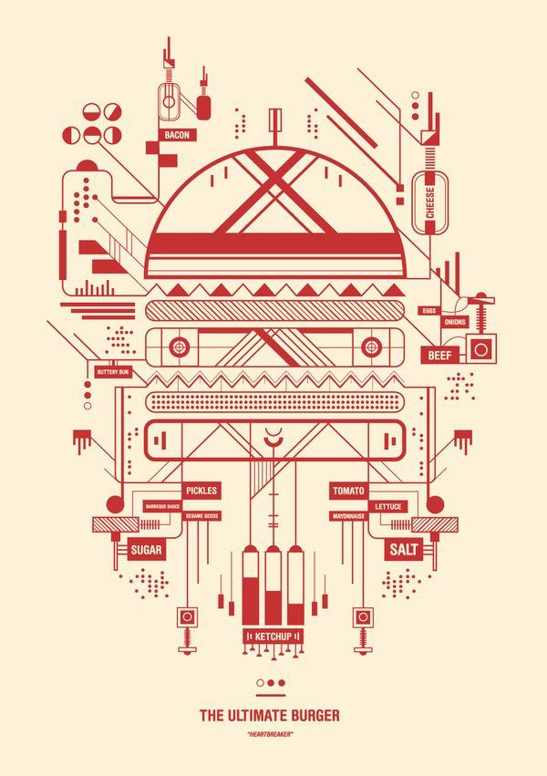 McJunky by studiosap , via Behance
