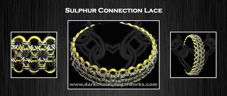 Sulphur Connection Lace