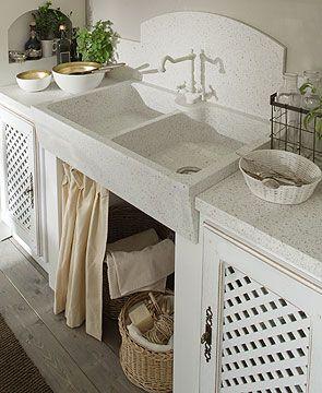 Più di 25 fantastiche idee su Lavelli Cucina su Pinterest  Armadi bianchi e Lavello da cucina ...