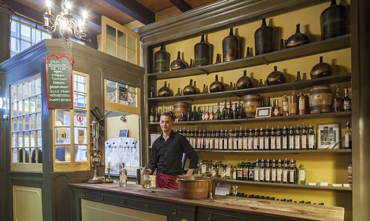Wynand Fockink is an Amsterdam bar and distillery where small is beautiful and the liqueurs are plentiful – and potent