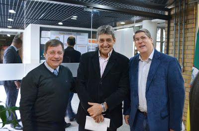Sebastião Melo e Paulo Marques SMIC