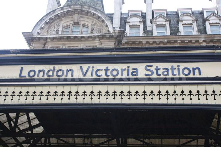 Work to improve Victoria Station in London continues | Demotix.