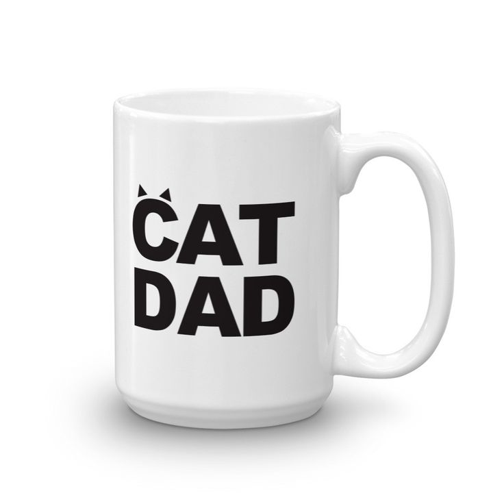 Real men love coffee and cats. This big ceramic mug holds tons of caffeine, and can withstand the microwave and dishwasher. • 15 oz. Ceramic Mug • Artwork printed in USA • Dishwasher safe • Microwave