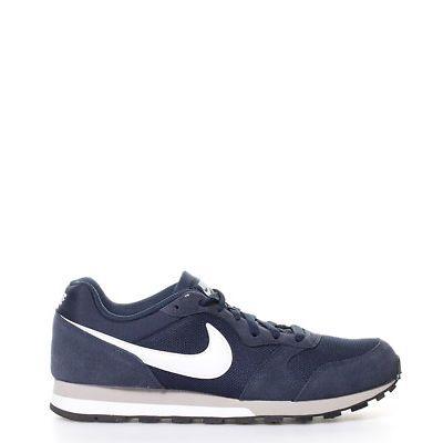 Nike - Zapatillas MD Runner 2 marino
