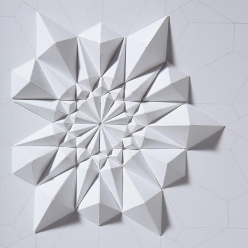 Wanted: Posters Whose Paper Sprouts Into 3-D Crystals | Co.Design | business + design
