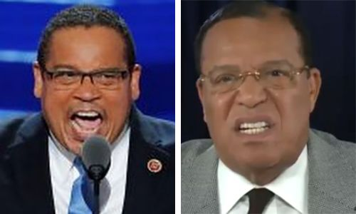 DNC chair candidate avoids NY Times for fear of being asked about his ties to Louis Farrakhan