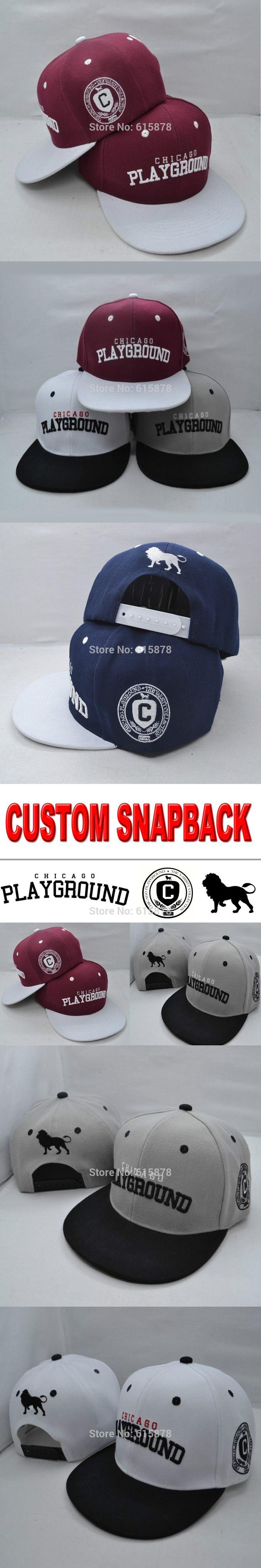 2017 Custom Embroidered Snapback Custom Logo 3D Embroidery Flat bill Cap Customize Snapback Hats Wholesale Free Shipping