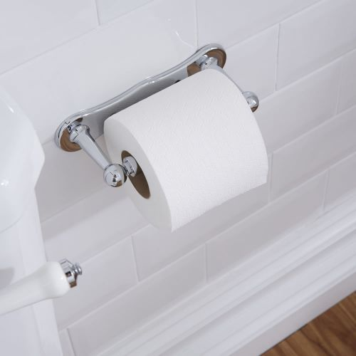 milano ambience luxury toilet roll holder toilet roll