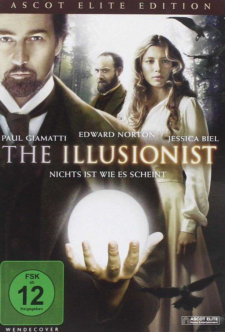 The Illusionist Amazon.de Edward Norton, Jessica Biel