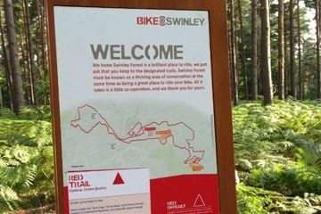 Swinley Forest Mountain Bike Centre
