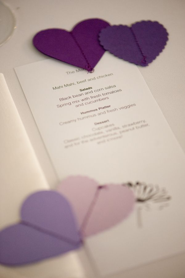 hearts. I'm purple obsessed. My wedding will have purple in it. Hope my future husband loves it just as much as me.