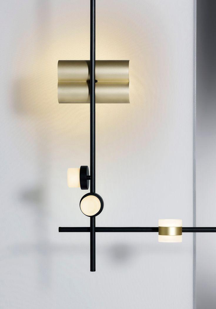 Studio Truly Truly Designs Mix & Match Lighting System for Rakumba - Design Milk