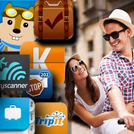 The Best Travel Apps of 2015