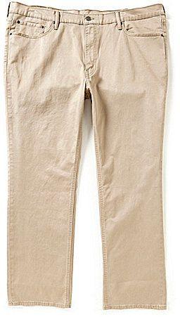 Levi's® Big & Tall 541 Athletic-Fit Twill Jeans