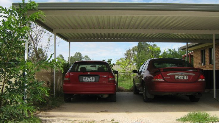 Our design flexibility gives you endless options to create a carport or shelter of any length, height, width or style. The choice is yours with Spanline.