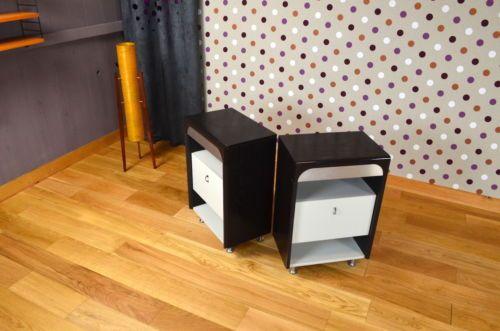 Paire-de-Chevets-Design-Vintage-Retro-Annee-1970-DesignVintage-Avenue