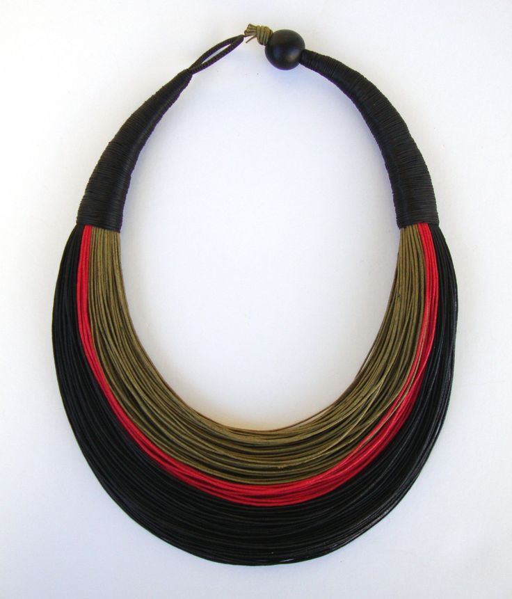 Bold Necklace by SuperLittleCute. Use coupon code SUPERPIN to save 10% now!