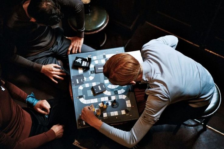 Move over Monopoly: introducing Rapha's first ever board game