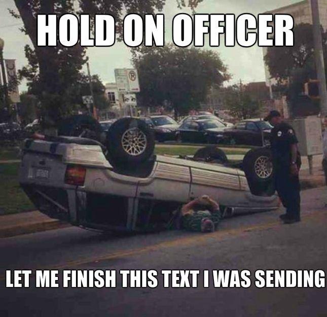 20 Funny Police Memes