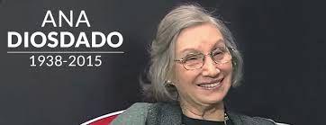 .Ana Isabel Álvarez-Diosdado Gisbert (Buenos Aires, Argentina, 21 de mayo de 1938 - Madrid, España, 5 de octubre de 2015  fue una dramaturga, guionista, escritora y actriz con doble nacionalidad, española y argentina.