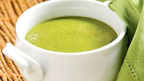 Crème de brocoli - Recettes de cuisine, trucs et conseils - Canal Vie