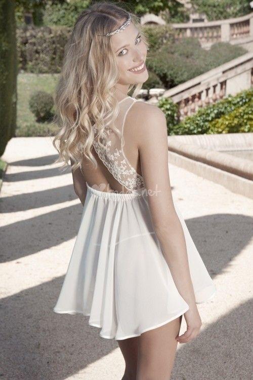 Tendencias en lencería para novias 2014