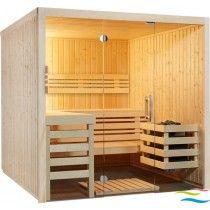Sauna - Infraworld Panorama
