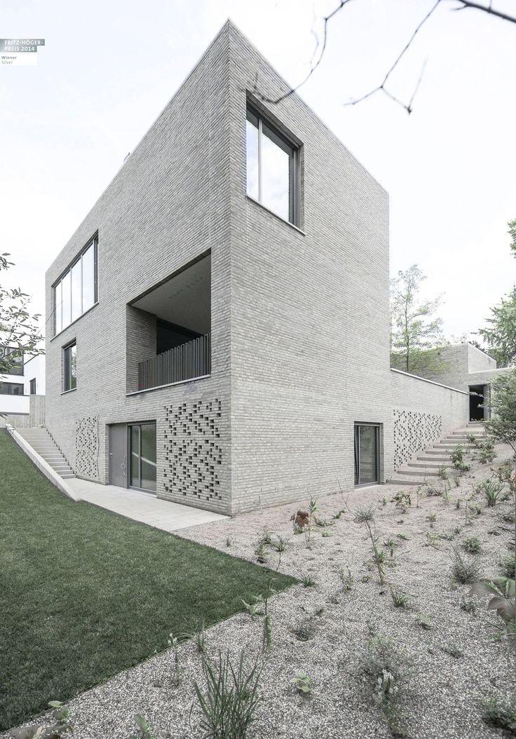 Winner Silver / Kategorie Einfamilienhaus/ Doppelhaushälfte: Wohnhaus Z, Bayer & Strobel Architekten BDA, © Peter Strobel