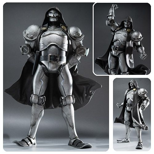 Marvel Doctor Doom Classic Version Action Figure