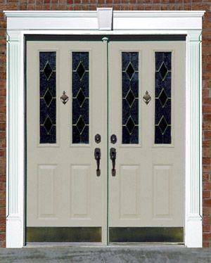 New Entry Door Trim Kit