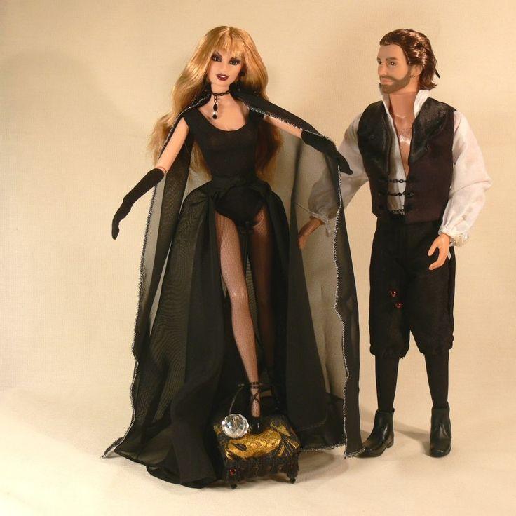 Fleetwood Mac Rumours Album Stevie Nicks Mick Fleetwood Edition Custom Dolls | eBay