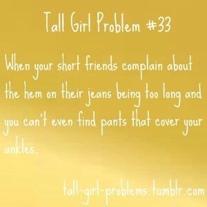 tall girl problems | Tall girl problems #33 | I made a funny!