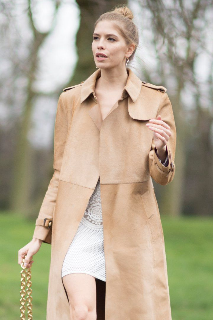 Pin for Later: 25 Duster Coats You'll Wear All Spring