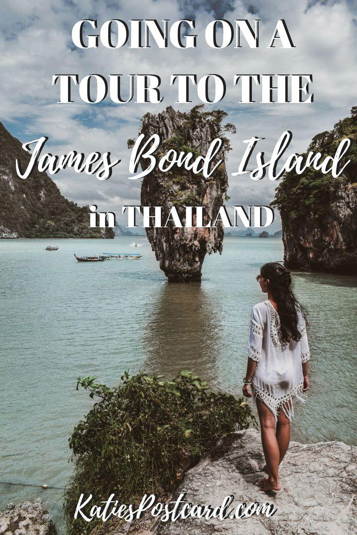 Going On A James Bond Island Tour From Phuket Thailand